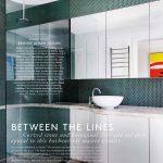 Art Deco Bathroom tiling