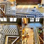 Tessellated tiling Oatley Pub