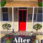 Tessellated Verandah - Before and After